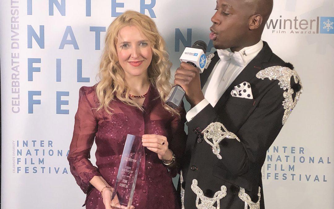 'La cinta de Álex', premiada en los Winter Film Awards de Nueva York