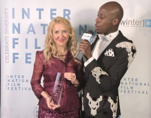 'La cinta de Álex', premiada en los Winter Film Awards de Nueva York